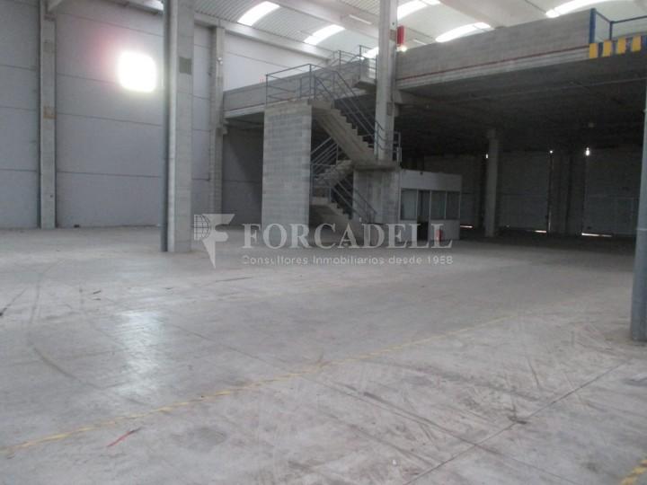 Nau logística en lloguer de 3.322 m² - La Roca del Vallès, Barcelona #9