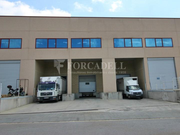 Nau logística en lloguer de 3.322 m² - La Roca del Vallès, Barcelona #4