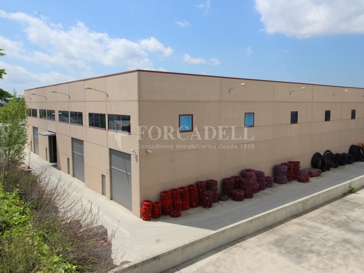 Nau logística en lloguer de 3.322 m² - La Roca del Vallès, Barcelona #5