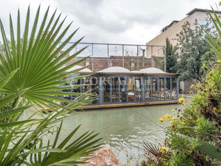 Oficina diàfana en lloguer al City Parc Cornellà de Llobregat.  3