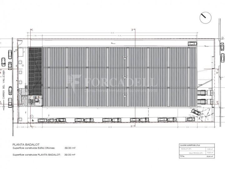 Nau industrial en lloguer de 3.575 m² - Sant Joan Despi, Barcelona #16