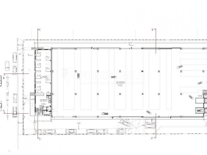 Nau industrial en venda o lloguer d'3.247,45 m² - Sant Joan Despi, Barcelona #5