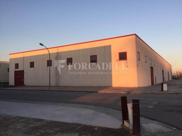Nau industrial en lloguer de 4.200 m² - Riells i Viabrea, Girona 6