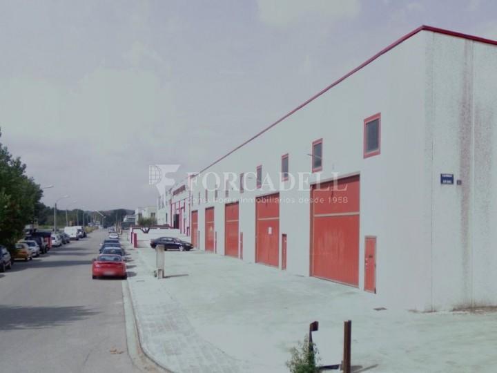 Nave industrial en alquiler de 2.048 m² - Riells i Viabre, Barcelona 5