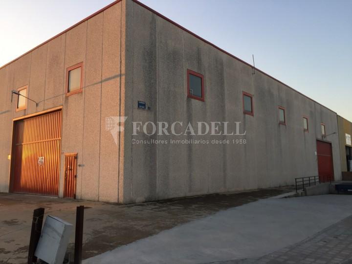 Nave industrial en alquiler de 2.048 m² - Riells i Viabre, Barcelona 6