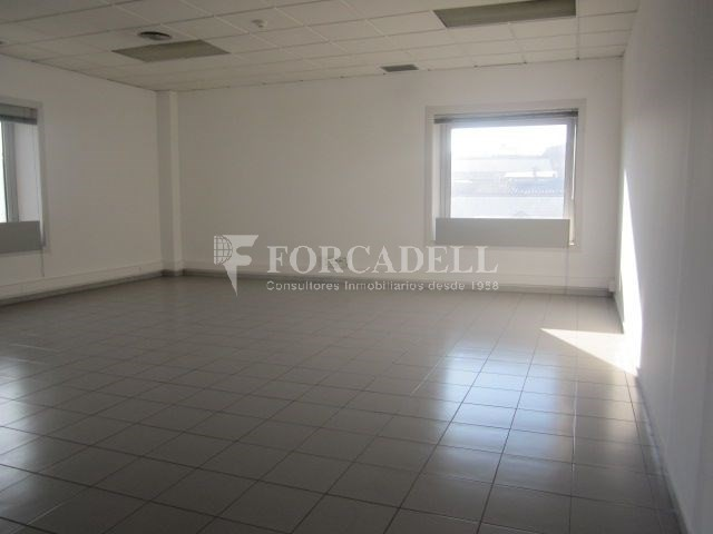 Oficina en alquiler en el centro de Sabadell. 8