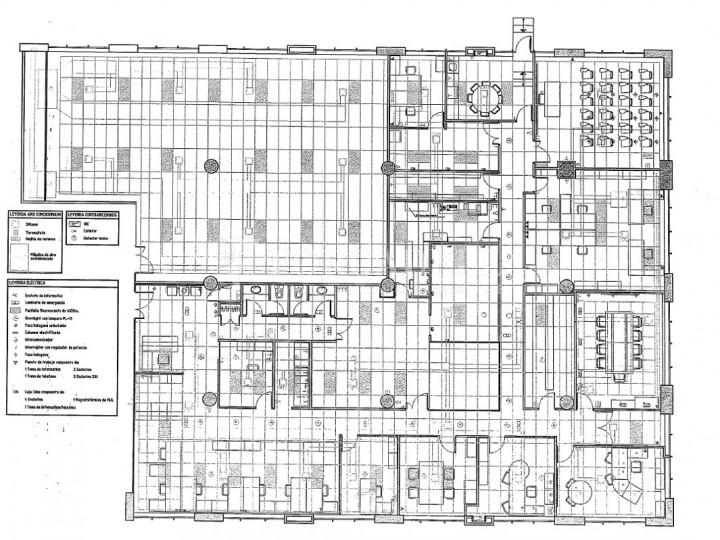 Oficina exterior en lloguer. C. Frederic Mompou. Sant Just Desvern. Cod. 22492 #13