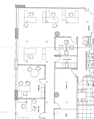 Oficina exterior y diáfana reformada en alquiler. Sant Just Desvern.  10