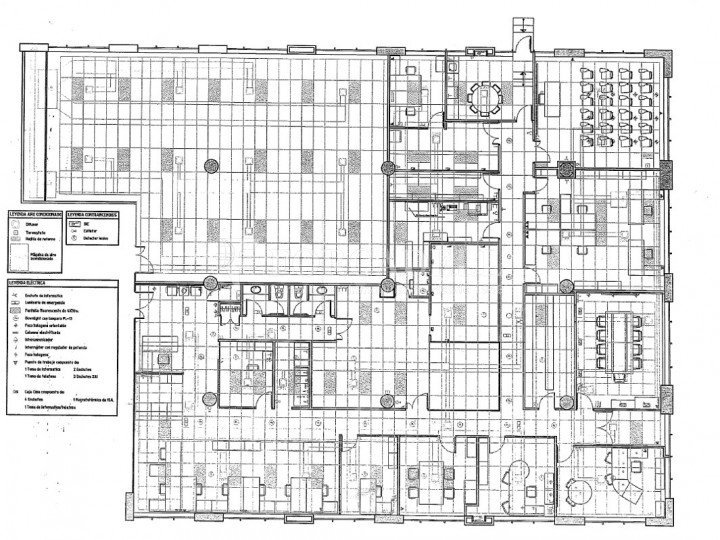 Oficina exterior y diáfana reformada en alquiler. Sant Just Desvern.  11