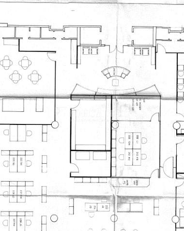 Oficina exterior y diáfana reformada en alquiler. Sant Just Desvern.  12