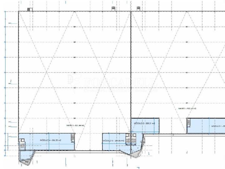 Nau logística en lloguer de 19.628 m² - Santa Perpètua de Mogoda, Barcelona 9