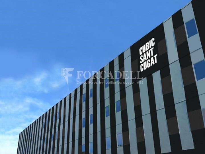 Oficina per llogar al parc empresarial sant joan sant for Oficina gestio empresarial