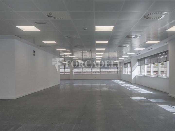 Edifici corporatiu en lloguer. City Parc. Cornellà de Llobregat.  #20