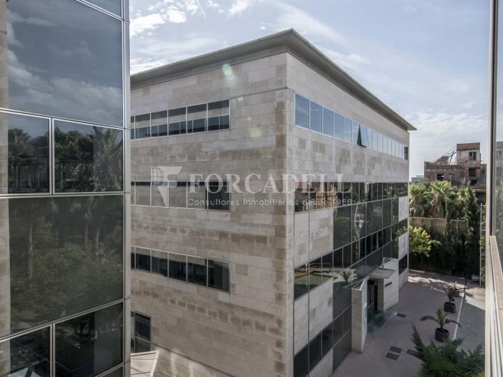 Edifici corporatiu en lloguer. City Parc. Cornellà de Llobregat.  #26