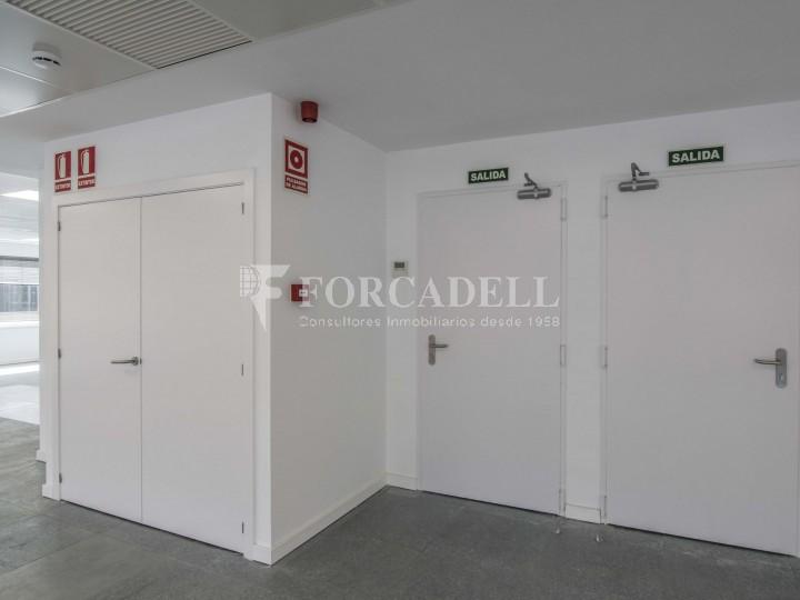 Edifici corporatiu en lloguer. City Parc. Cornellà de Llobregat.  #30