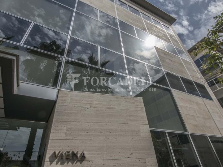 Edifici corporatiu en lloguer. City Parc. Cornellà de Llobregat.  #39