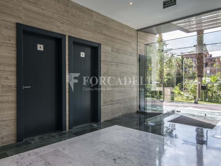Edifici corporatiu en lloguer. City Parc. Cornellà de Llobregat. #32