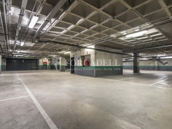 Edifici corporatiu en lloguer. City Parc. Cornellà de Llobregat. #36