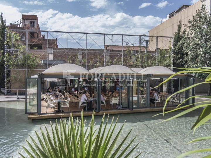 Edifici corporatiu en lloguer. City Parc. Cornellà de Llobregat. #41