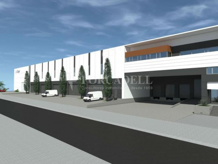 Nau logística en lloguer de 4.730 m² - Ripollet, Barcelona  1