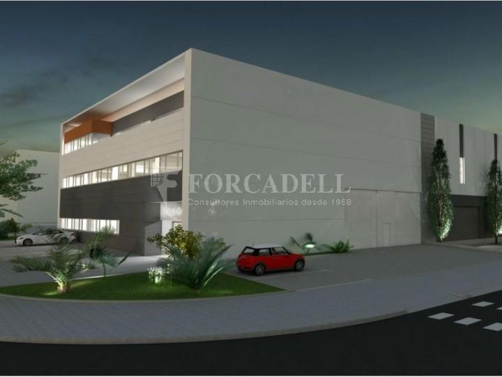 Nau logística en lloguer de 4.730 m² - Ripollet, Barcelona  3