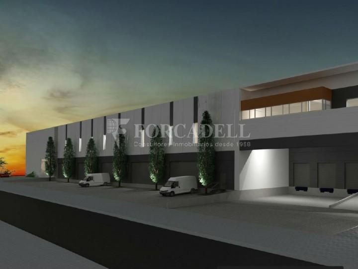 Nau logística en lloguer de 4.730 m² - Ripollet, Barcelona  4