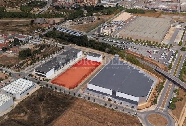 Nau logística en lloguer de 4.730 m² - Ripollet, Barcelona  6