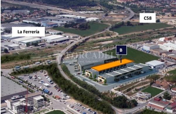 Nau logística en lloguer de 4.730 m² - Ripollet, Barcelona  7