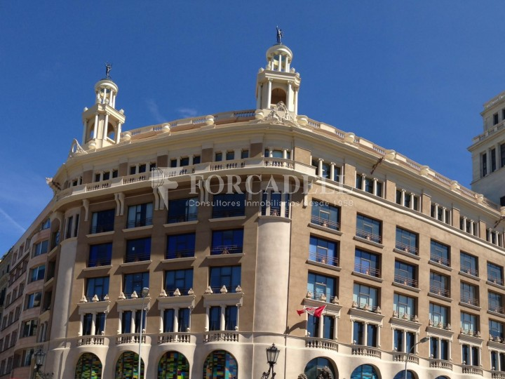 Oficina en venda a pl catalunya barcelona for Oficina treball barcelona