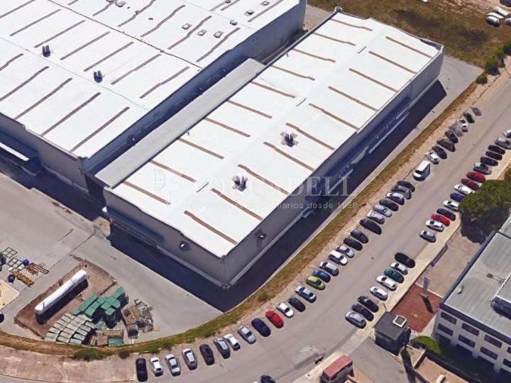 Nau logistica - industrial de lloguer de 3.330 m² - Sant Esteve Sesrovires, Barcelona #8