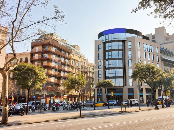 Edifici corporatiu en lloguer. Zona Prime. Av. Diagonal. Barcelona.  #1