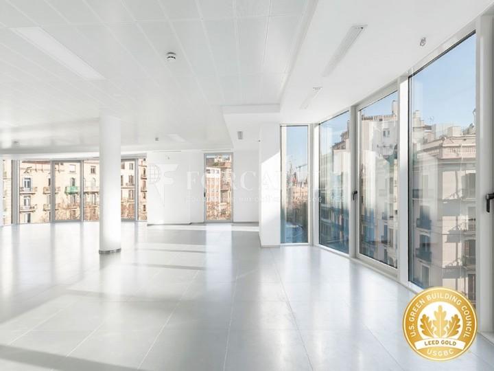 Edifici corporatiu en lloguer. Zona Prime. Av. Diagonal. Barcelona.  #2