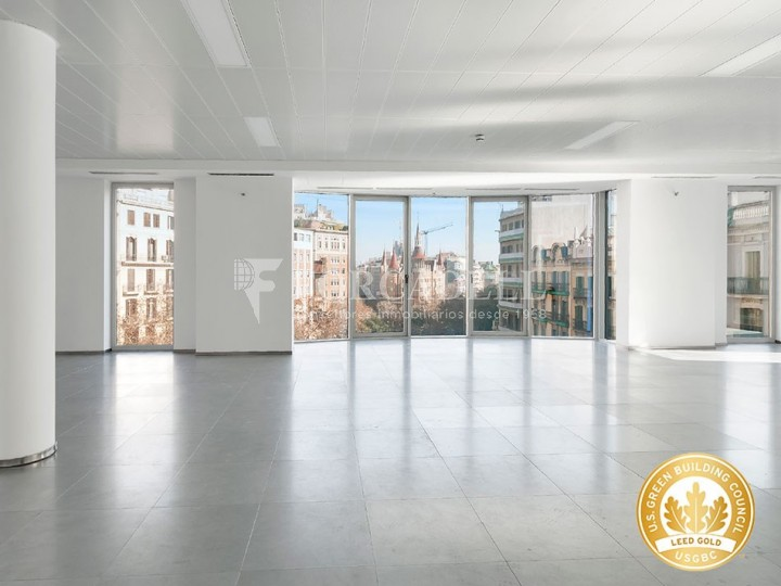Edifici corporatiu en lloguer. Zona Prime. Av. Diagonal. Barcelona.  #3
