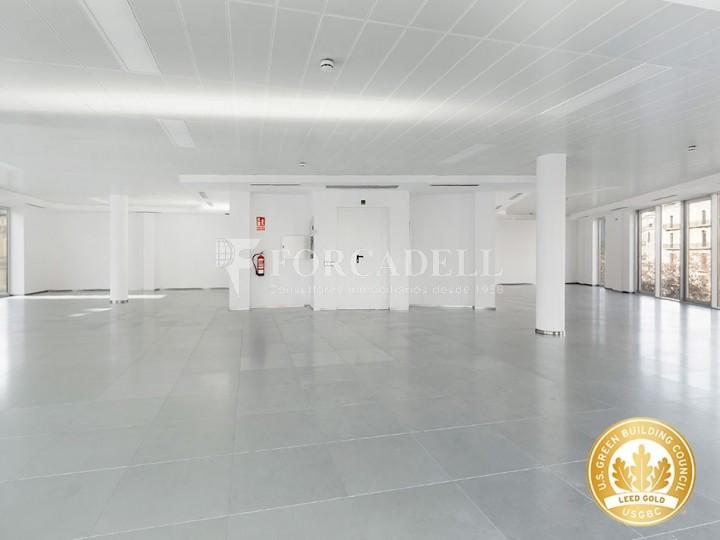 Edifici corporatiu en lloguer. Zona Prime. Av. Diagonal. Barcelona.  #4