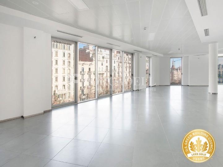 Edifici corporatiu en lloguer. Zona Prime. Av. Diagonal. Barcelona.  #5