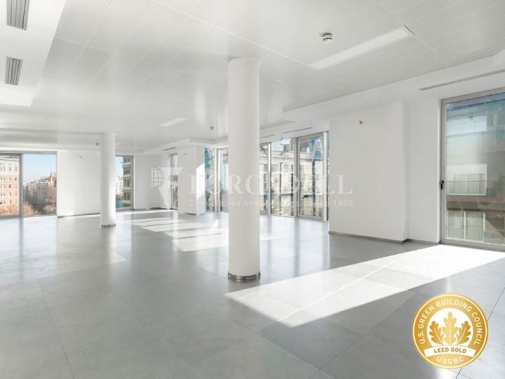 Edifici corporatiu en lloguer. Zona Prime. Av. Diagonal. Barcelona.  #6