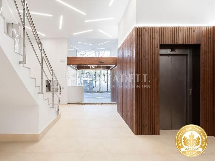 Edifici corporatiu en lloguer. Zona Prime. Av. Diagonal. Barcelona.  #8