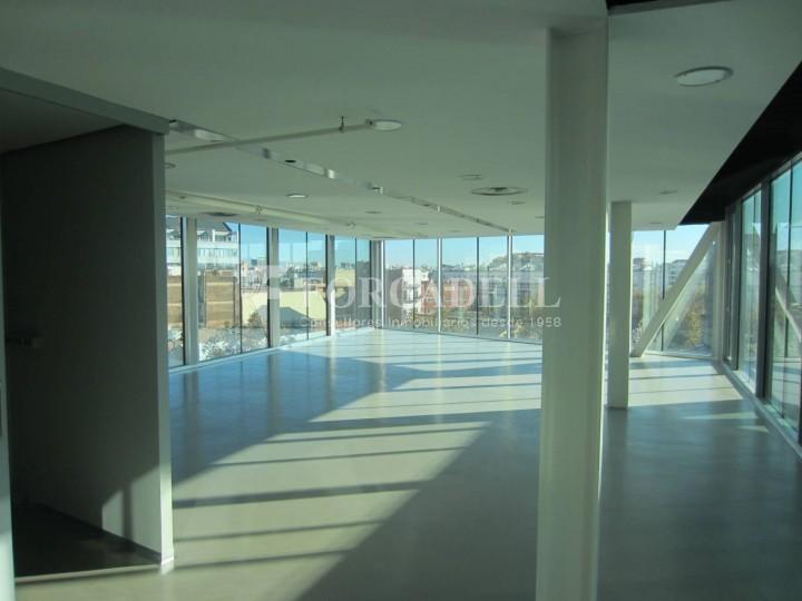 Oficina exterior i lluminosa en lloguer al districte de 22@. Barcelona. 6