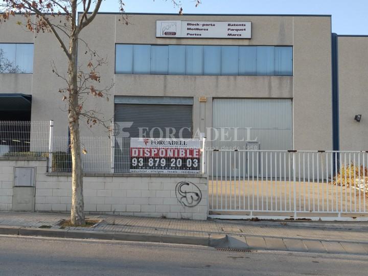 Nau industrial de lloguer de 672 m² - Granollers, Barcelona 1
