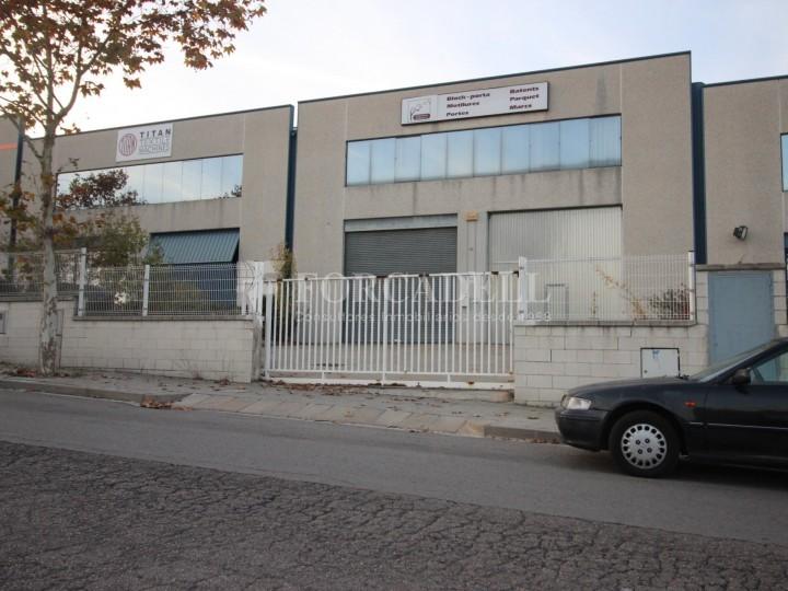 Nau industrial de lloguer de 672 m² - Granollers, Barcelona 2