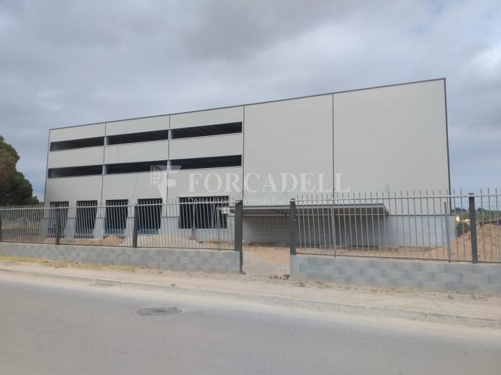 Nave industrial en alquiler de 4.610 m² - Lliça d'Amunt, Barcelona 1