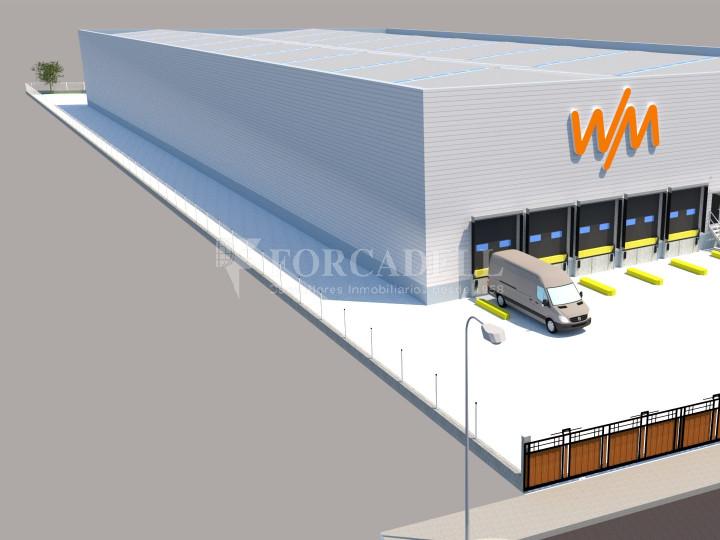 Nave industrial en alquiler de 4.610 m² - Lliça d'Amunt, Barcelona 2