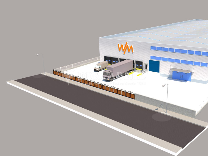 Nave industrial en alquiler de 4.610 m² - Lliça d'Amunt, Barcelona 6