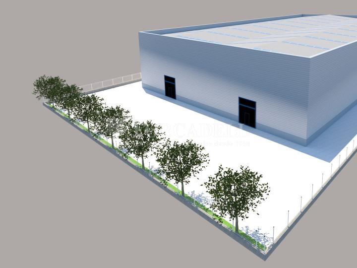 Nave industrial en alquiler de 4.610 m² - Lliça d'Amunt, Barcelona 7