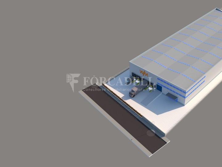 Nave industrial en alquiler de 4.610 m² - Lliça d'Amunt, Barcelona 8