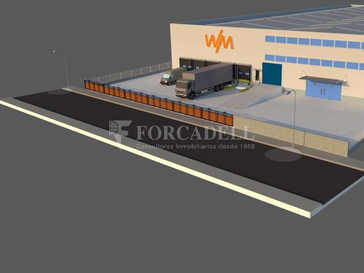 Nave industrial en alquiler de 4.610 m² - Lliça d'Amunt, Barcelona 9