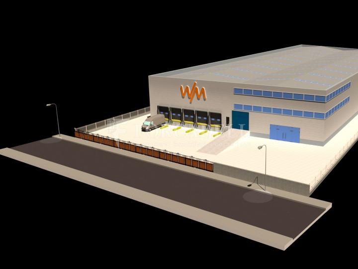 Nave industrial en alquiler de 4.610 m² - Lliça d'Amunt, Barcelona 10