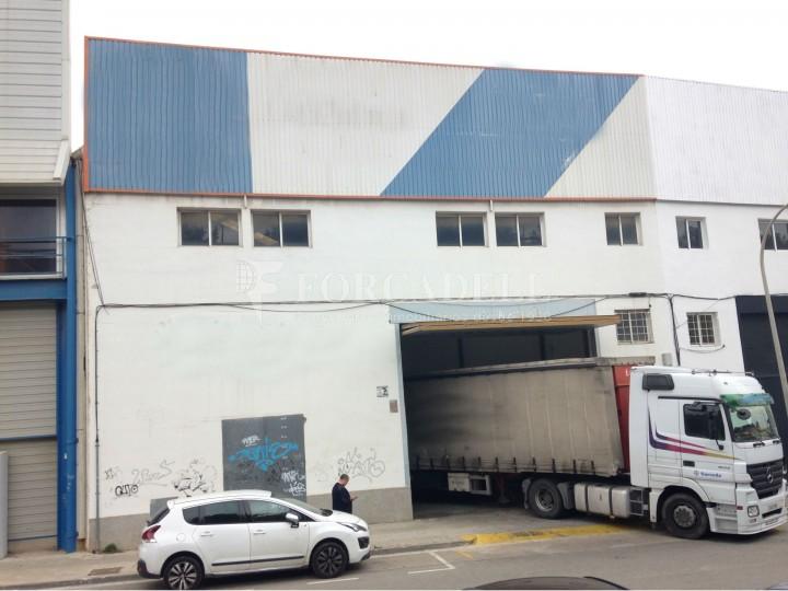 Nave industrial en alquiler de 972 m² - Cornella de Llobregat, Barcelona #1