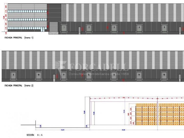 Nave logística en alquiler de 14.363 m² - Castellbisbal, Barcelona 3