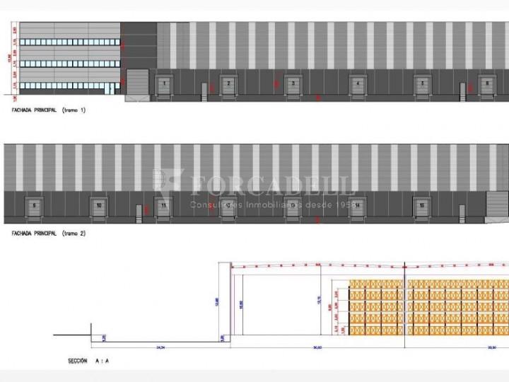 Nave logística en alquiler de 14.363 m² - Castellbisbal, Barcelona 4